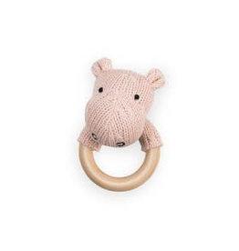 Jollein Rammelaar/Bijtring Hippo Creamy Peach