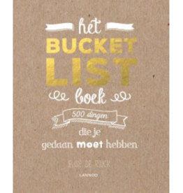Harlekijn Import Bucketlist boek