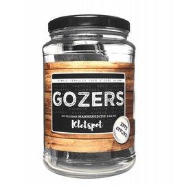 Kletspot Gozers Kletspot