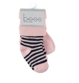 BESS Socks 2-Pack Pink