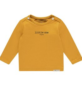 Noppies Longsleeve Hester Text Honey Yellow