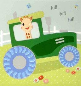 Sophie de Giraf Baby Voelboekje Sophie Gaat Op Stap
