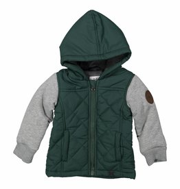 Jas Boys Forest Green