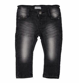 Spijkerbroek Faded Black