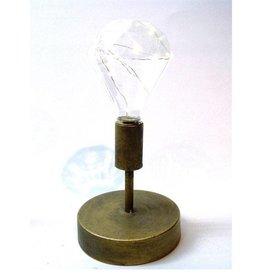 Mansion Metalen Lamp Bunsen 12.5x25.5