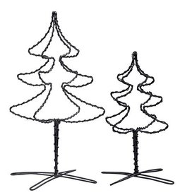 Bastion Collections Kerstboom Draadstaal L