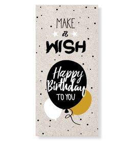 Jots Kaart Make A Wish