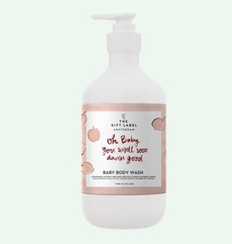 The Gift Label Baby Body Wash Oh Baby You