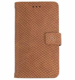 Zusss Mooi Telefoonhoesje Iphone 7+8 Bruine Scrub