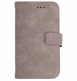 Zusss Mooi Telefoonhoesje Iphone 7+8 Warm Grijs