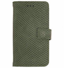Zusss Mooi Telefoonhoesje Samsung Galaxy S9 Groene Schub