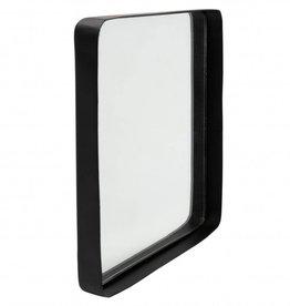 Zusss Spiegel Vierkant Zwart