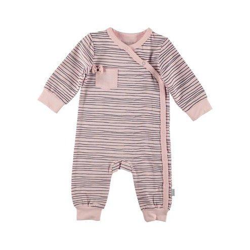 BESS Suit Pinstripe Pink
