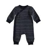 BESS Suit Pinstripe Blue