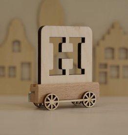 Harlekijn Import Lettertrein H
