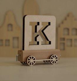 Harlekijn Import Lettertrein K