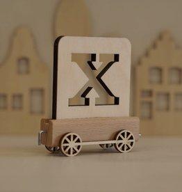 Harlekijn Import Lettertrein X