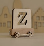 Harlekijn Import Lettertrein Z