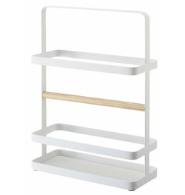 Magazine Rack Two-sided Tosca