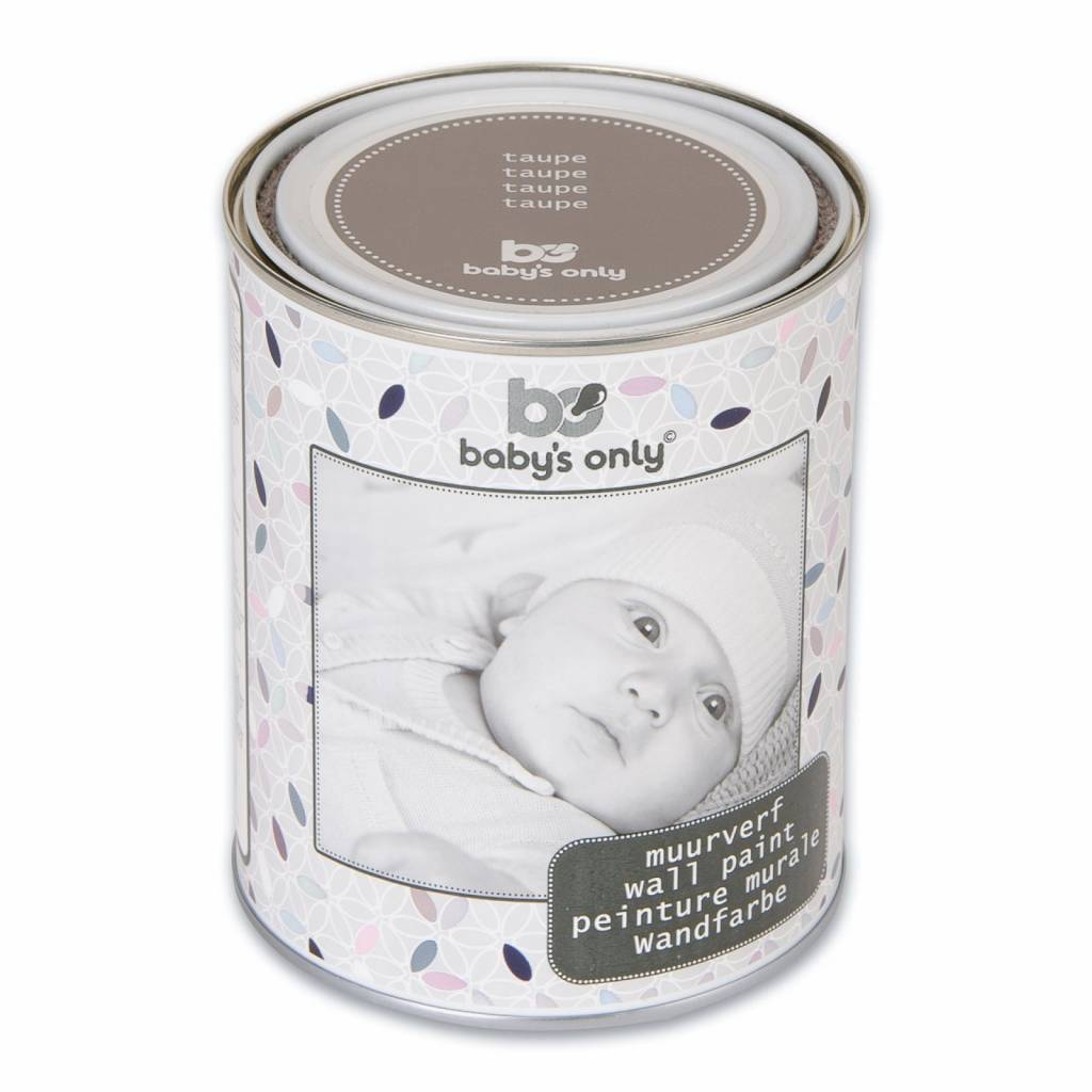 Baby's Only Muurverf Taupe 1L