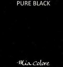 Mia Colore Krijtverf Pure Black 0.5 L