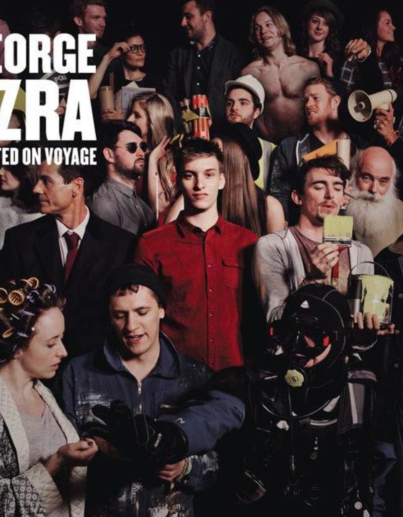 HARDWERK FOGELTJE George Ezra - Wanted on voyage