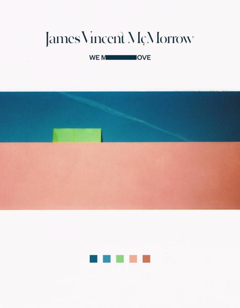 HARDWERK FOGELTJE James Vincent McMorrow - We move