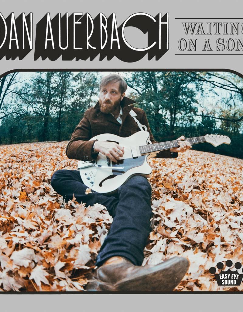 HARDWERK FOGELTJE Dan Auerbach - Waiting on a song