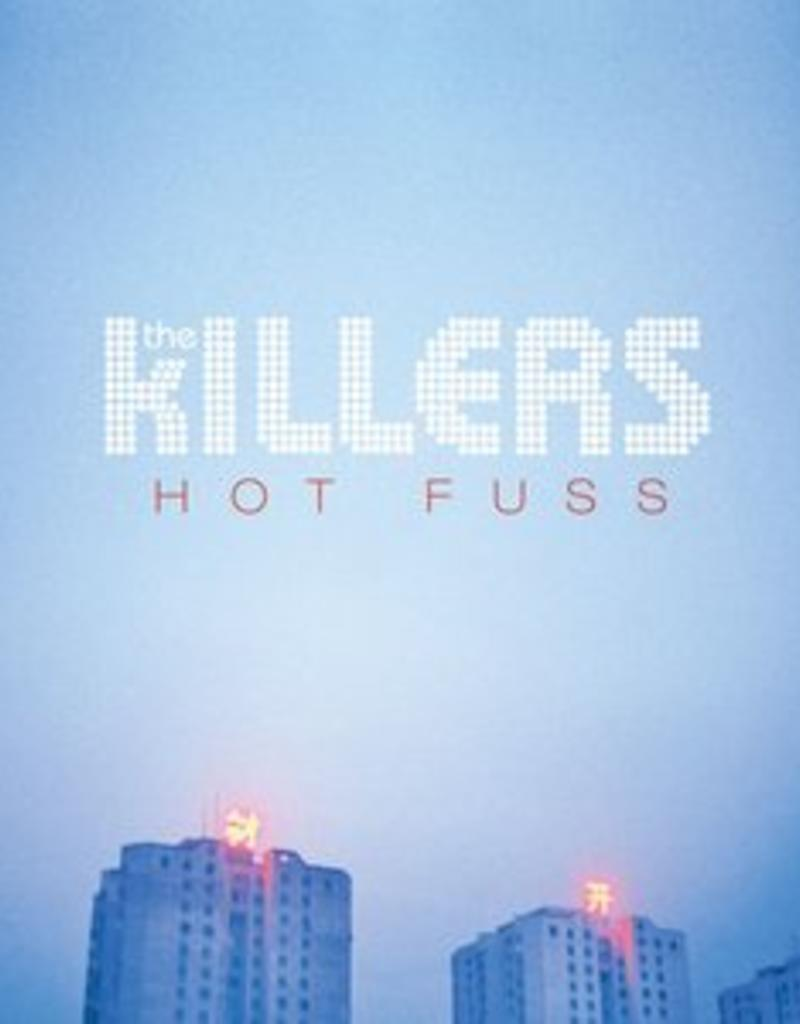 HARDWERK FOGELTJE The Killers - Hot fuss