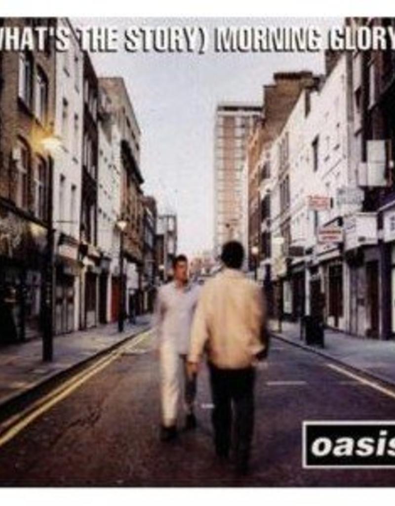 HARDWERK FOGELTJE Oasis - (what's the story) morning glory?