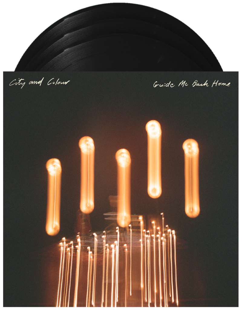 CITY AND COLOUR CITY AND COLOUR - GUIDE ME BACK HOME