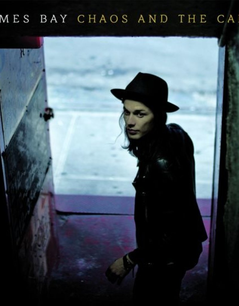 HARDWERK FOGELTJE James Bay - Chaos and the calm
