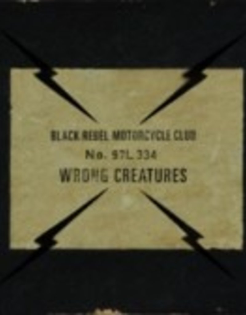 HARDWERK FOGELTJE BRMC - Wrong creatures