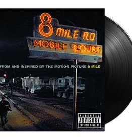 Music from the movie 8 MILE