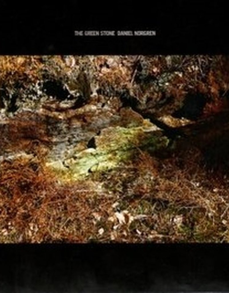 HARDWERK FOGELTJE Daniel Norgren - The green stone