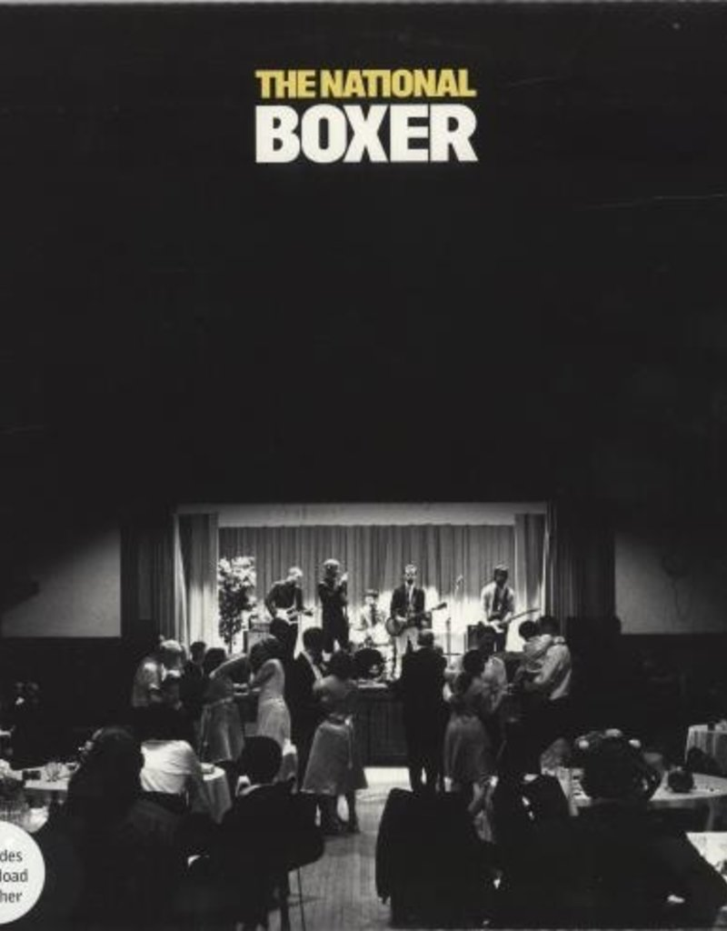 HARDWERK FOGELTJE The National - The Boxer LP