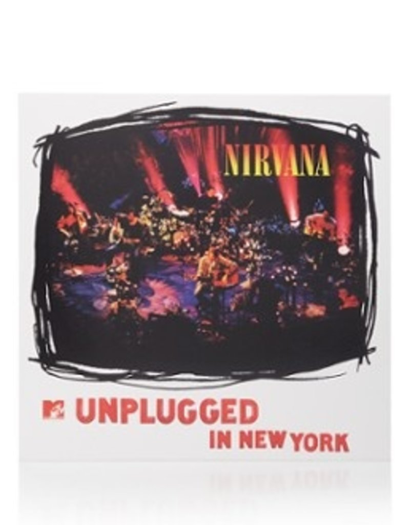 HARDWERK FOGELTJE NIRVANA - UNPLUGGED IN NEW YORK
