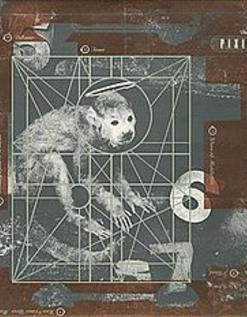 HARDWERK FOGELTJE Pixies - Doolittle
