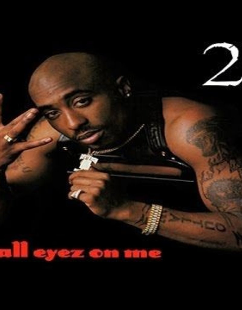 HARDWERK FOGELTJE 2pac - All eyes on me
