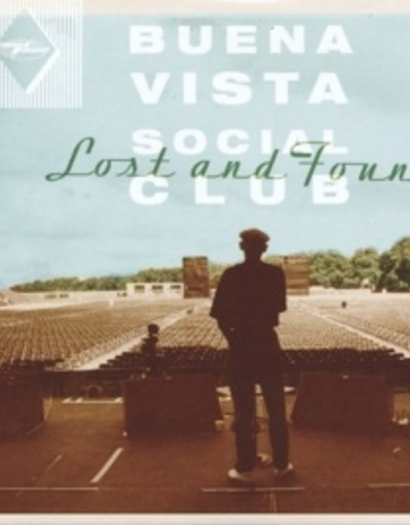 HARDWERK FOGELTJE Buena vista social club - Lost and found