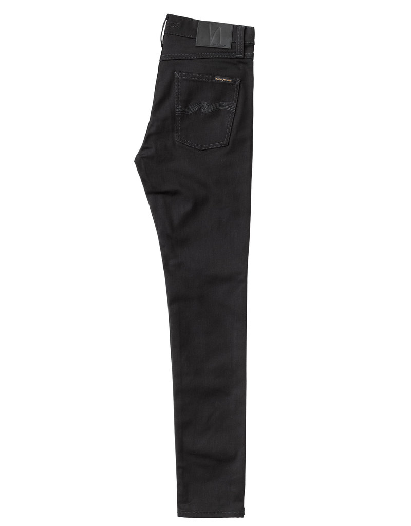 NUDIE JEANS Nudie Jeans Lean Dean Dry Ever Black