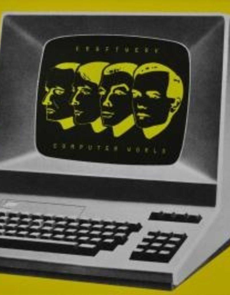 HARDWERK FOGELTJE Kraftwerk - Computer world LP
