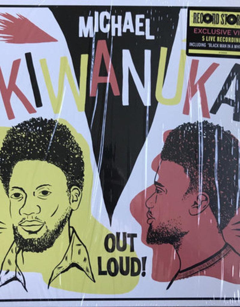 HARDWERK FOGELTJE Michael Kiwanuka - Out loud! Live