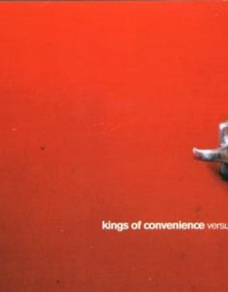 HARDWERK FOGELTJE Kings of convenience - Versus