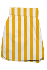 DEDICATED Dedicated Shorts Sandvika Big Stripes Yellow