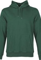 COLORFUL STANDARD Colorful Standard Classic Organic Hoodie Emerald Green