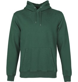 COLORFUL STANDARD CLASSIC ORGANIC HOODIE EMERALD GREEN