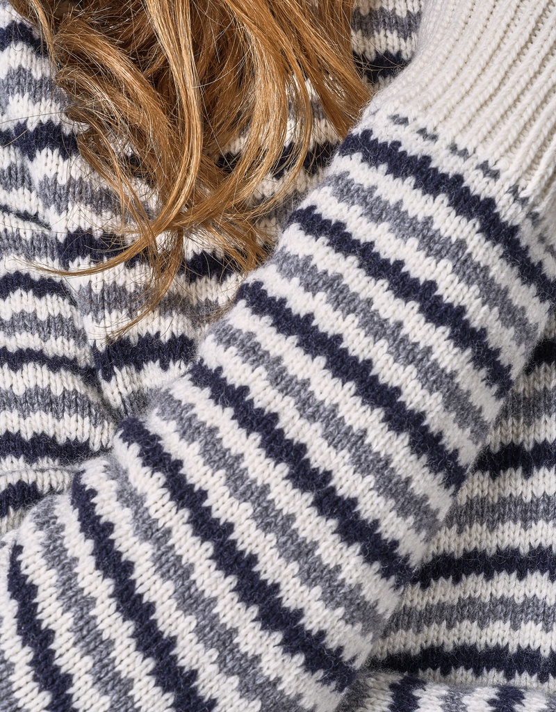 KLITMØLLER COLLECTIVE Klitmoller Collective Petra Knit Cream Base