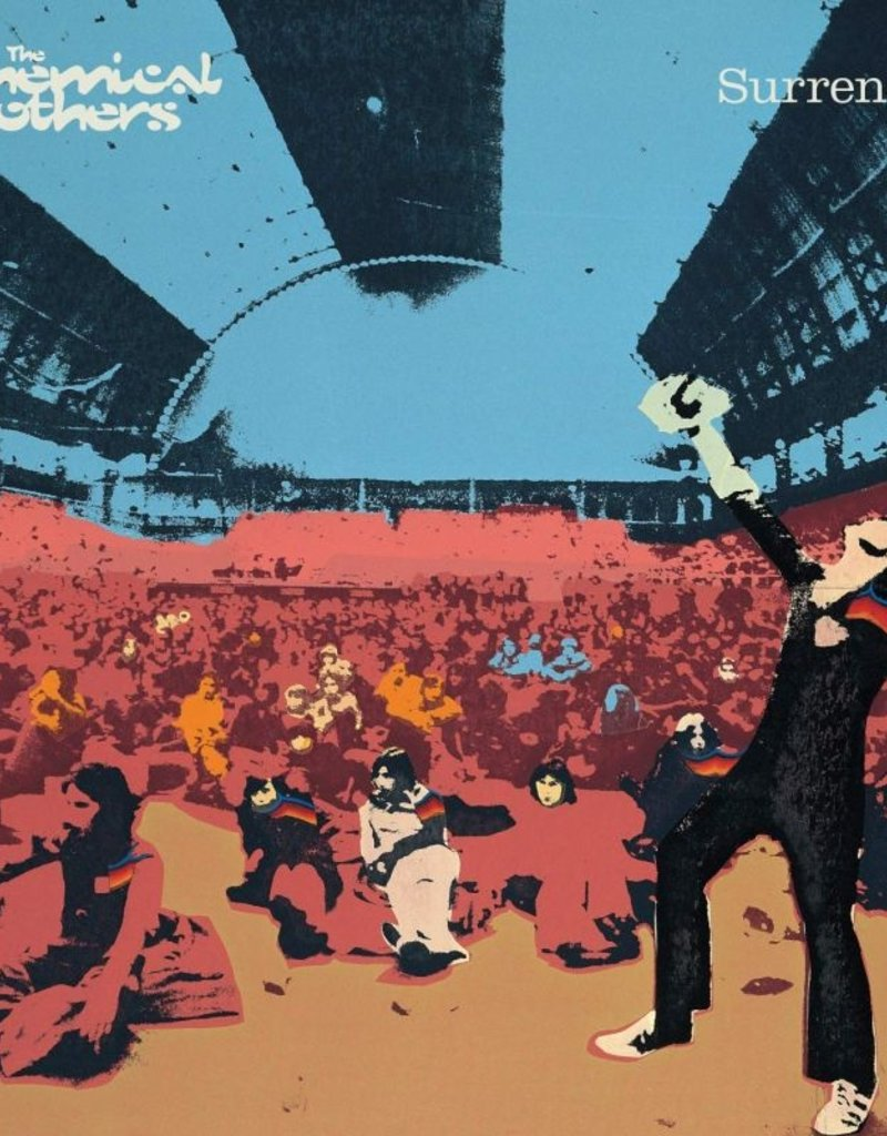 HARDWERK FOGELTJE The Chemical Brothers - Surrender