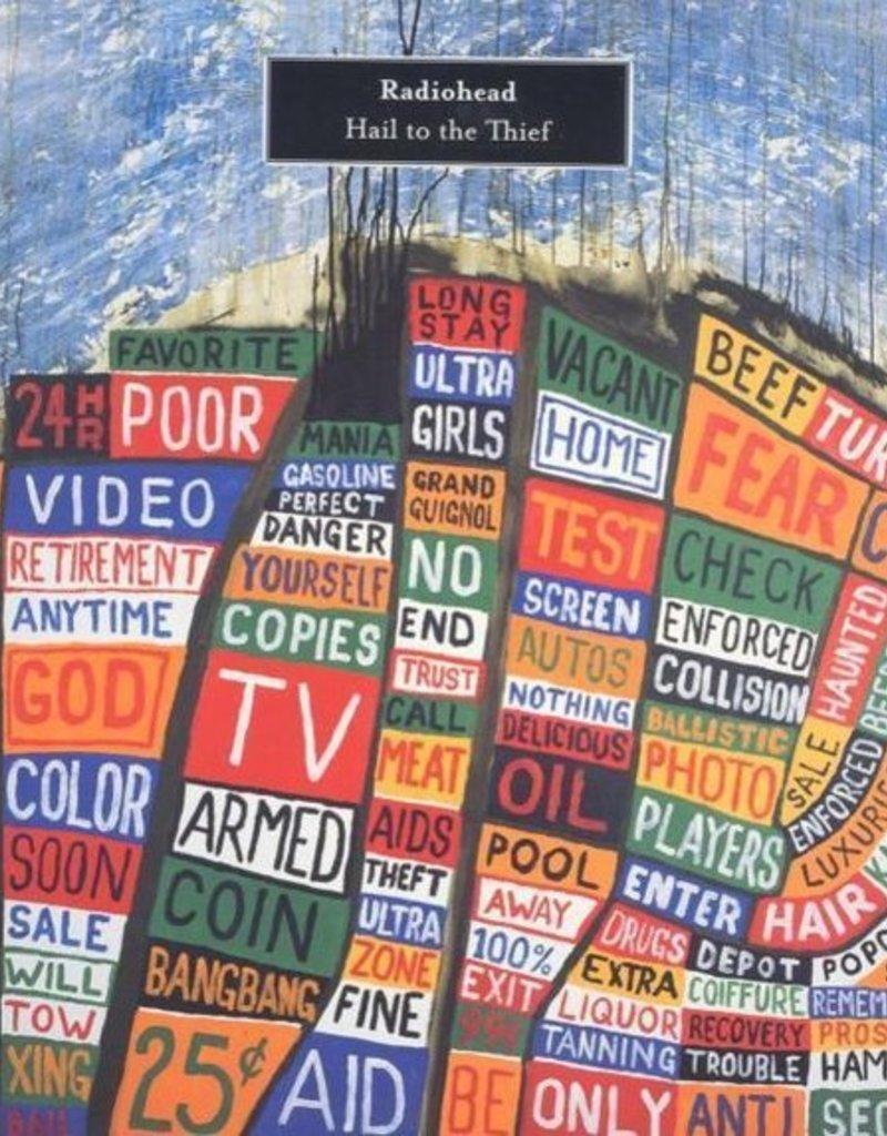 HARDWERK FOGELTJE Radiohead - Hail To The Thief